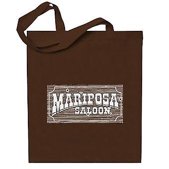 Mariposa Saloon Sweetwater Westworld Sac à dos blanc