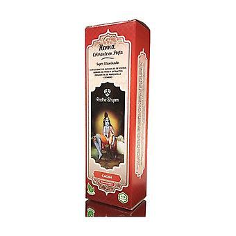 Henna Mahogany Pasta 200 ml