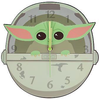 Star Wars Die mandalorianische Das Kind Pod Uhr