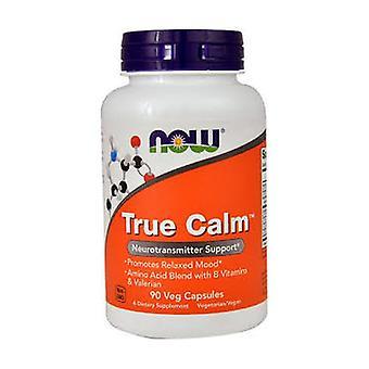 True calm 90 vegetable capsules