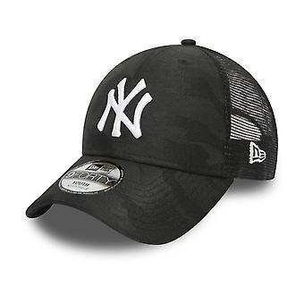 New Era 9Forty Kids Trucker Cap - New York Yankees camo