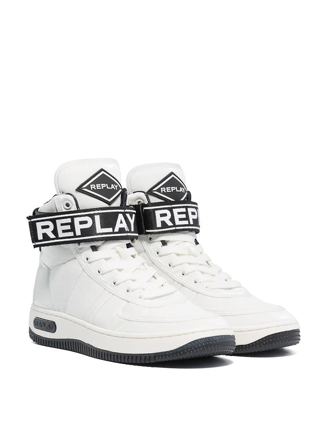Replay Women's Lace Up Sneakers