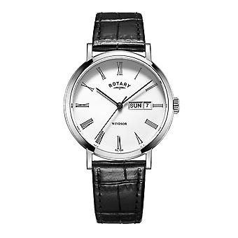 Rotary GS05300-01 Men's Windsor Wristwatch