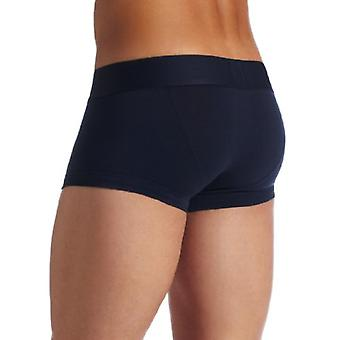 Emporio Armani Men's Bavlna Stretch Trunk, morské, veľké (balík sa môže líšiť)