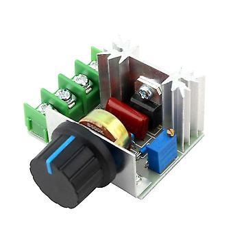 Commutateur de contrôleur de vitesse - thermostat régulateur de tension Scr pour lampe