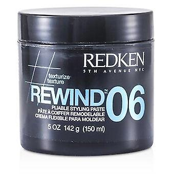 Styling Rewind 06 Pliable Styling Paste 150ml or 5oz