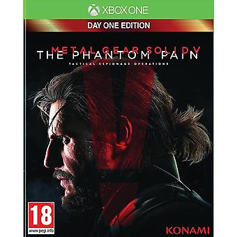 Metal Gear Solid V The Phantom Pain - Day 1 Edition Xbox One Jeu