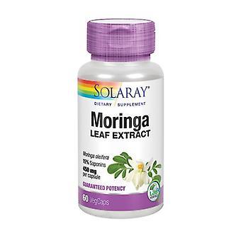 Solaray Moringa Leaf Extract, 450 mg, 60 Caps