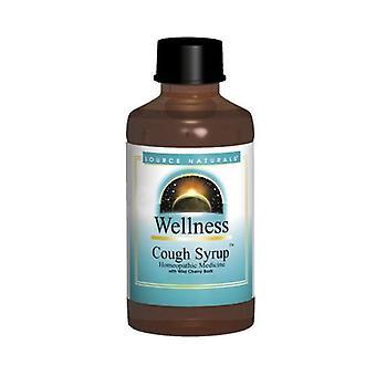 Quelle Naturals Wellness Hustensirup, 4 fl oz