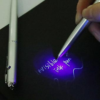 Plastic Material Invisible Ink Pen, Novelty Ballpoint