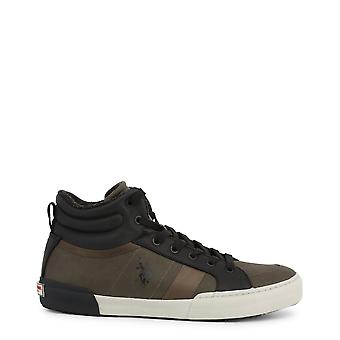 Us polo assn. 7099w9 men's rubber sole sneakers