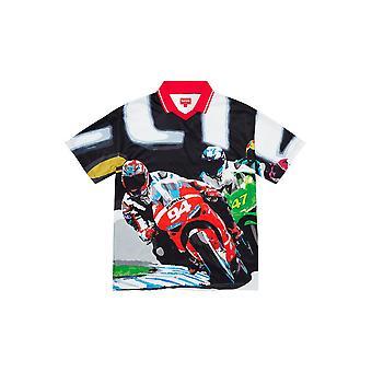 Supreme Racing Soccer Jersey Monivärinen - Vaatteet
