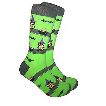 جوارب خضراء