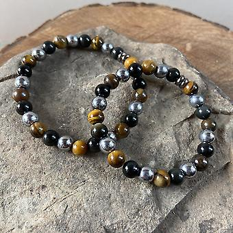 Bracciale Tiger Eye Mix