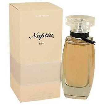 Nuptia By Paris Bleu Eau De Parfum Spray 3.3 Oz (women) V728-539042