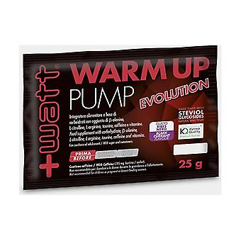 Warm Up Pump Evolution 25 g of powder