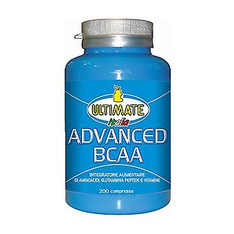 Advanced BCAA 200 tablets