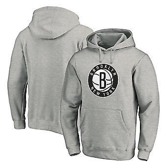 Brooklyn Nets Løs Pullover Hættetrøje Sweatshirt WY163