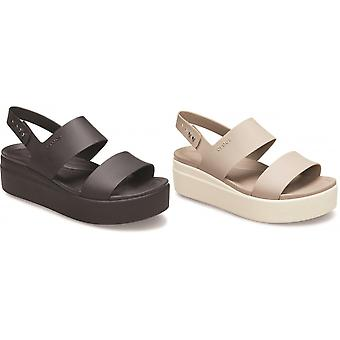Crocs Damen/Damen Brooklyn Sandalen