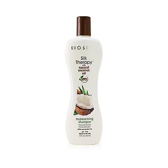 Silk therapy with coconut oil moisturizing shampoo 257369 355ml/12oz