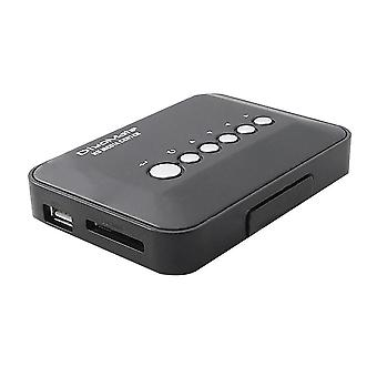 Mini Hd 720p Hdd Media Player Tv Box Av