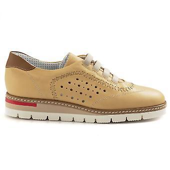 Dámská filozofie boty v Mobida žluté kůže