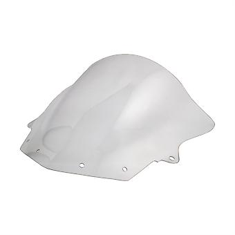Airblade Clear Double Bubble Screen per Kawasaki ZX6R 2009-
