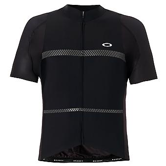 Oakley Męski Jawbreaker Premium Jersey Kolarstwo Traning T-Shirt 434031 02E