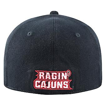 Louisiana Lafayette Ragin Cajuns NCAA TOW Black Premium Collection Hat