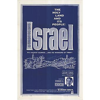 Israele Movie Poster stampa (27 x 40)