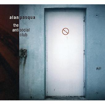 Alan Pasqua - Antisocial Club [CD] USA import