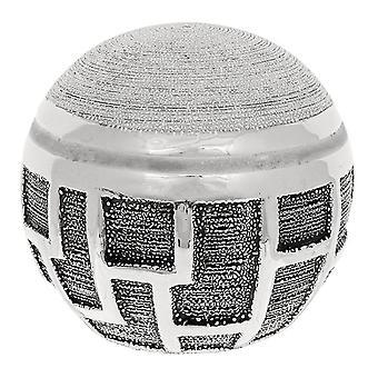 Geo Decor Ball Ornament