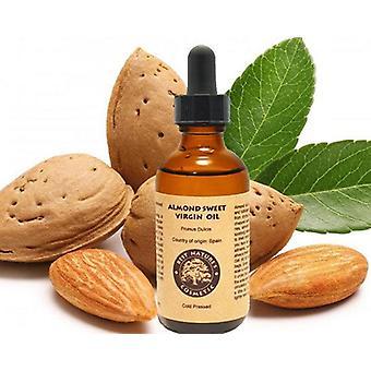 Almond Sweet Virgin Oil (organic, Cold Pressed