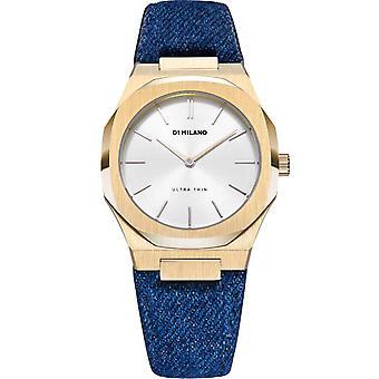 Reloj de señora D1 Milano UTDL03, cuarzo, 34 mm, 5ATM