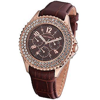 Ladies Watch Time Force TF3299L14, Quartz, 40mm, 3ATM