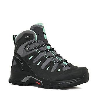New Salomon Women's Quest Prime Gtx Walking Outdoor Shoes Grey