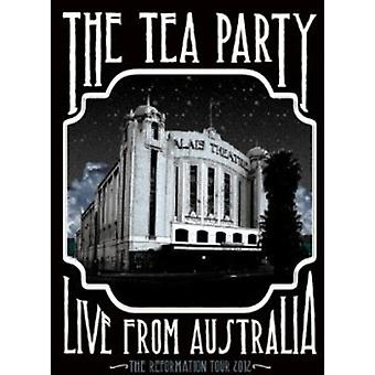 Tea Party - Live From Australia: The Reformation Tour [CD] USA import