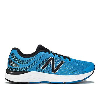 Men's New Balance 680 Performance Trainers in Blue