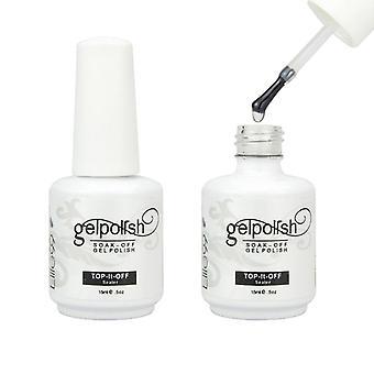 Nail Art Salon Shiny Clear Nail Polish