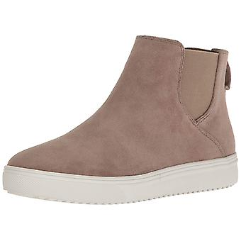 Blondo Womens Baxton Leather Hight Top Pull On Fashion Sneakers