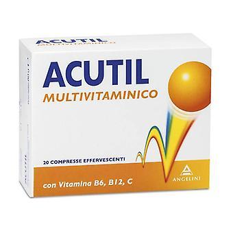 Acutil Multivitaminico 20 tablets