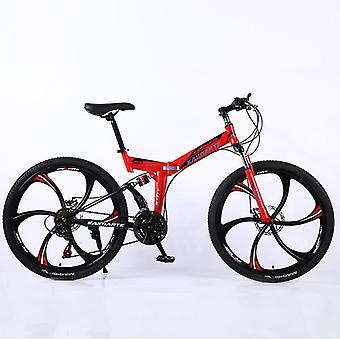 Foldable Racing Bicycle Mountain Bike