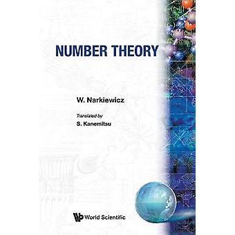 Number Theory by Wladyslaw Narkiewicz - 9789971950262 Book