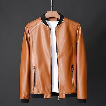 Stannis men's premium veste en cuir réel