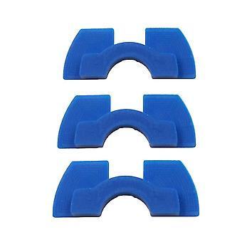 3pcs Electric Scooter Rubber Damping Pad