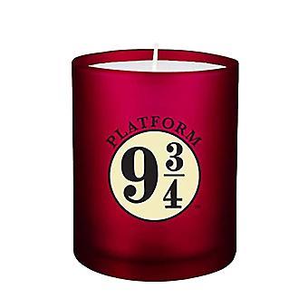 Harry Potter Platform 9 3/4 Glass Votive Candle