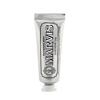 Marvis Blekning Mint Tandkräm (Resestorlek) 25ml/1.2oz