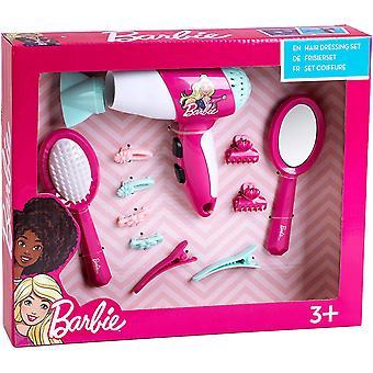 Wokex 5790 - Barbie Frisierset mit Fn, Spielzeug