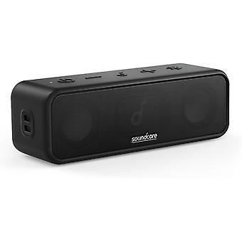 HanFei 3 Bluetooth Lautsprecher von Anker, mit Stereo-Sound, Audiotreiber mit Titan-Membran,