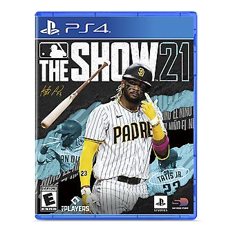 MLB The Show 21 PS4 Spiel ()